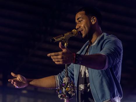 Romeo Santos lidera listas de radio | Romeo Santos | Scoop.it
