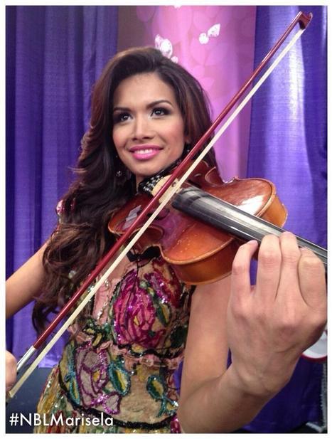 Twitter / NuestraBelleza: ¡A tocar el violín se ha ... | El violin | Scoop.it