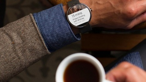 Why Android Wear Is the Beginning of the Wearable Devices Era   Security of Things   Scoop.it