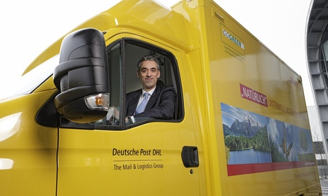 Can parcel delivery ever be a force for sustainability? - The Guardian | Make an impact | Scoop.it