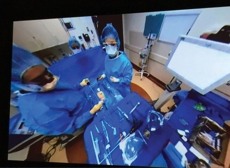 Virtual Reality Approaches 'Game Changer' Status in Surgery | Medicine and Psychiatry | Scoop.it