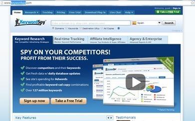Inteligencia competitiva con Keyword Spy | Sociedad de la Información | Scoop.it