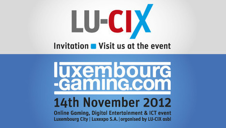 Luxembourg Gaming | WEBOLUTION! | Scoop.it