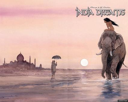 [GRATUIT] India Dreams - tome 1 - Les Chemins de brume... | L'AS DE COEUR | Scoop.it