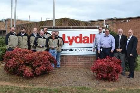 Lydall employees complete customized industry training program through SCC - Yadkin Ripple | Retail Training Programs | Scoop.it