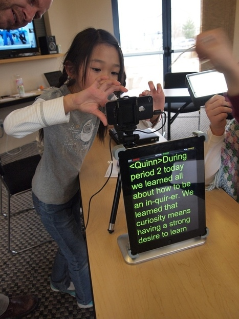 My students all have iPads – now what? | SchoolTechnology.org | iPads, MakerEd and More  in Education | Scoop.it