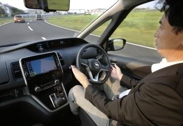 Nissan keeps self-driving simple — and not quite autonomous   Transport terrestre- ground transportation   Scoop.it