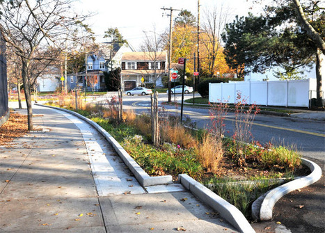 A New Initiative will improve NYC's Stormwater Management Infrastructure | green streets | Scoop.it
