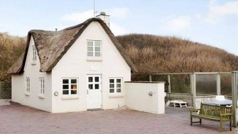 Maison traditionnelle danoise   I love it !   Scoop.it