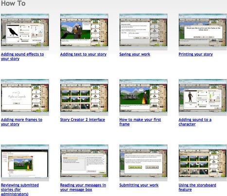 Story Creator 2 | TIC y educación | Scoop.it
