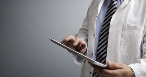 Two recent examples of how digital has the potential to transform healthcare | Enterprise Mobility | Scoop.it