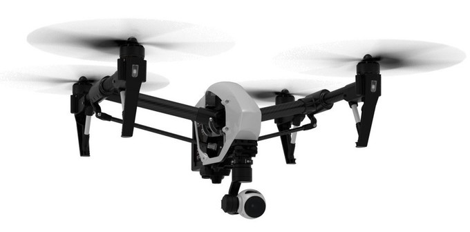LA Drone Expo: DJI Inspire 1, the 4K Recording Drone - HDSLR Shooter