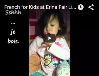 Fun Languages - Australia - Gorgeous Gabi Loves Her French Lessons At Erina Fair Library! | early language learning | Scoop.it