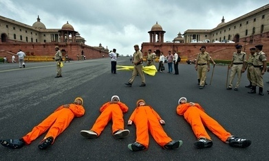#India Indian government ordered to unblock #Greenpeace funds | Messenger for mother Earth | Scoop.it