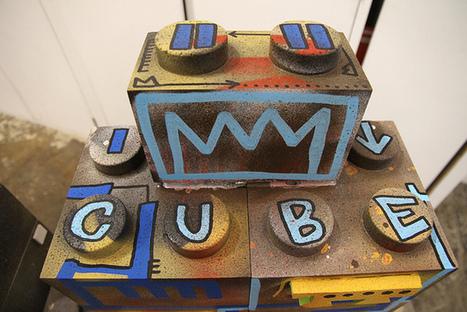 "CUBIK by Tarek | Tarek, Brick ""Cubik"" | Scoop.it"