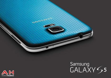 Ten Things You Probably Don't Know About the Samsung Galaxy S5 | CelebritizeYou | Scoop.it
