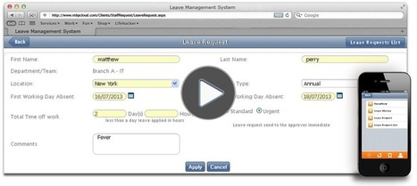 Leave Management System   Purchase Order System   Scoop.it