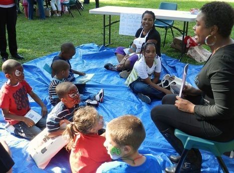 East Bay Children's Book Project gives away 1 million books - Oakland Local | Writers | Scoop.it