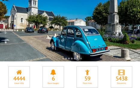 Un nouveau site internet pour la destination Aunis Marais Poitevin | Aunis Marais Poitevin et la Presse | Scoop.it
