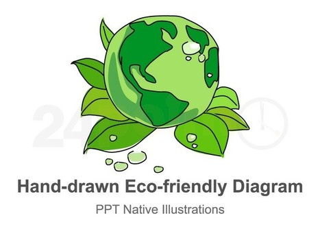 Use Hand-drawn Eco Friendly PowerPoint Template to Deliver Impressive Presentations | PowerPoint Presentation Tools and Resources | Scoop.it