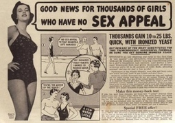 Surreal Vintage Ads & Our Obsession with Controlling Women's Bodies | A Cultural History of Advertising | Scoop.it