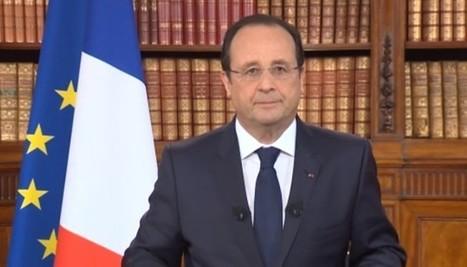 Quand Hollande parle aux Français: un message d'impuissance, une stratégie com' qui échoue | Communication Publique et Communication Politique | Scoop.it