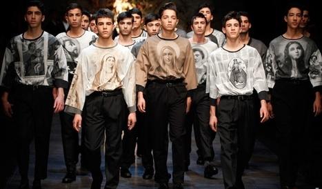 Dolce&Gabbana: nuova collezione uomo autunno-inverno 2013/2014 - ◣ News Moda Uomo | Questione di Stile - Moda Uomo | Scoop.it