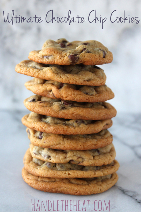#Recipe / Ultimate Chocolate Chip Cookies - | Hospitality | Scoop.it