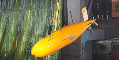 Boaty McBoatface is training for an historic Arctic journey   NERC media coverage   Scoop.it