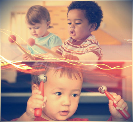 The Long-term Benefits of Toddler Music Classes | Music | Scoop.it