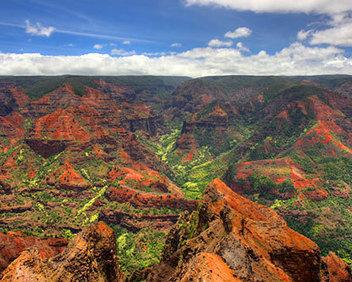 Hawaii, Kauai island, Waimea Canyon | Canyoning | Scoop.it