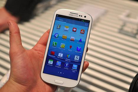 Samsung revela detalhes da atualização para o Galaxy S3   Sniffer   Scoop.it