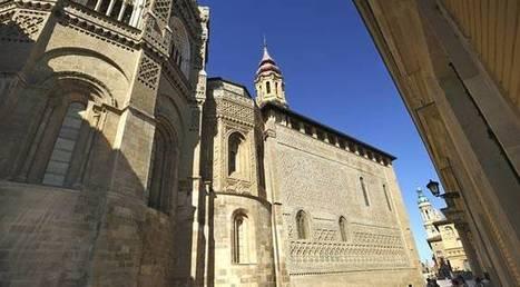 La Seo ou cathédrale San Salvador: monuments à Saragosse sur Spain is Culture.   Saragosse  -   Goya, l'enfant du pays   Scoop.it