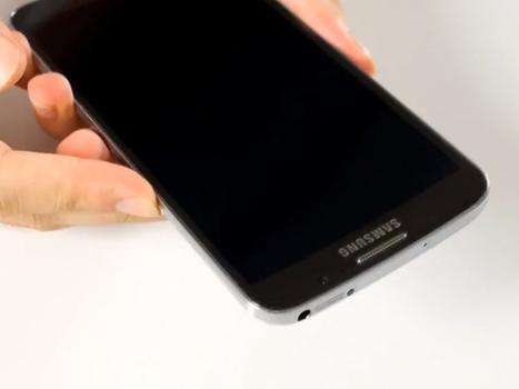 Samsung Galaxy Round : un premier déballage | Cloud thoughts | Scoop.it