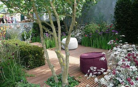 Comment aménager un petit jardin urbain? - My Little Jardin   Jardins urbains   Scoop.it