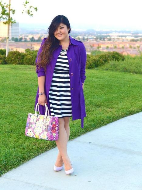 25 Plus-Size Fashion Bloggers To Know | StyleCaster | Fashion blogs | Scoop.it