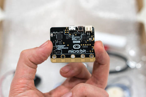 BBC Micro:bit goes on sale for £13 | Raspberry Pi | Scoop.it