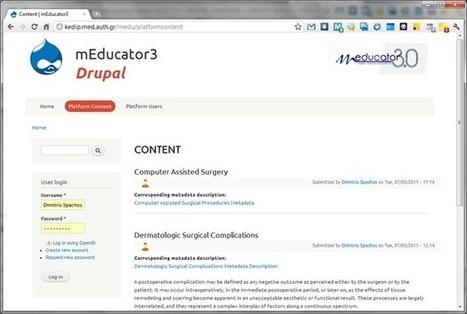 mEducator 3.0 | Open Linked Education | Web Of Data | Scoop.it