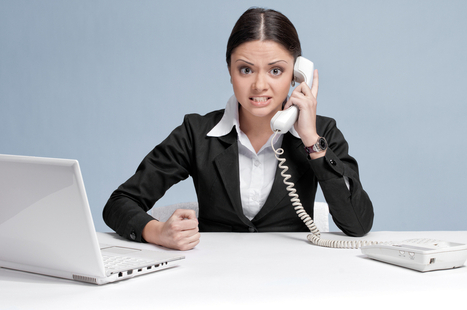10 Ways To Overcome #Job Search Phone Phobia | CAREEREALISM | Job Advice - on Getting Hired | Scoop.it