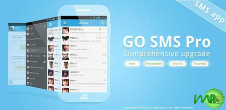 GO SMS Pro 5.38 Premium APK + All Plugins and LangPacks Free | messaging | Scoop.it