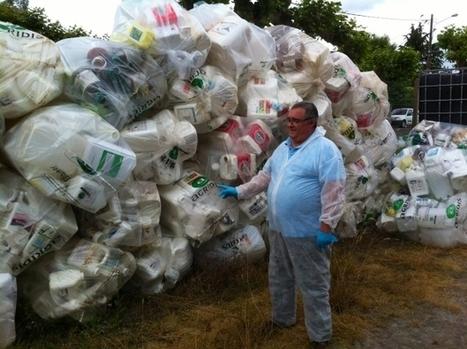 France Bleu | Dordogne: grande collecte des déchets agricoles | Agriculture en Dordogne | Scoop.it