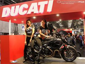MotorcycleUSA.com | New York Motorcycle Show in Photos 2012 | Ductalk | Scoop.it