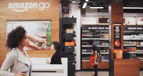 Tendance | Amazon invente le magasin zéro contact | Marché français des commerces | French Retail Market | Scoop.it