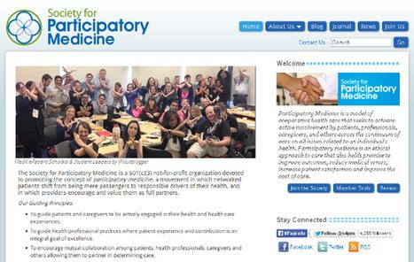 El nuevo e-Paciente: mejor formado y más participativo - mHealth | eSalud Social Media | Scoop.it