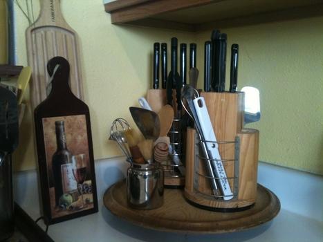 Kitchen Storage Solutions | Home & Office Organization | Scoop.it