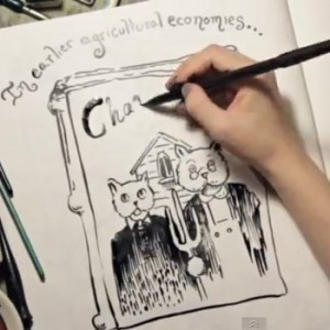 Susan Cain on the Power of Introverts, Live-Illustrated by Molly Crabapple | Leadership in education | Scoop.it