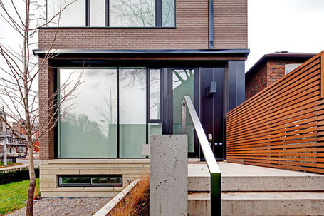 Modern Canadian Homes Showcase Clever Entryways...