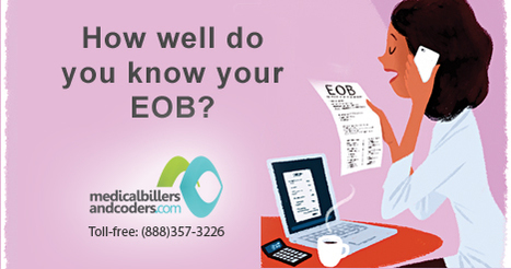 How well do you know your EOB? | Medical Billing Services | Scoop.it
