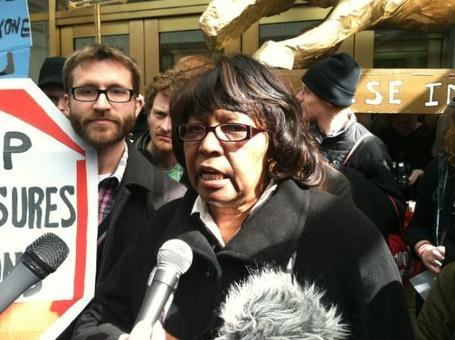 "Banks to Seek Positive Solution for Foreclosure Victim After ""Occupy Our Homes DC"" Actions 