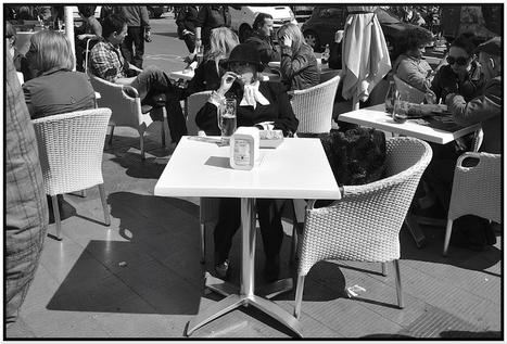 Fotografía callejera o la improvisación como argumento. | Enri Mann | Fotoperiodismo | Scoop.it